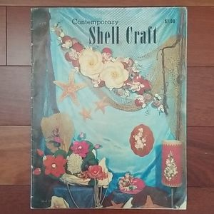 Vintage 1970 Contemporary Shell Craft Magazine